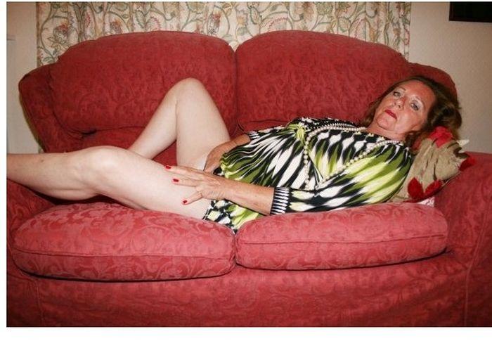 Сексуальные желания дам постарше (18 фото)