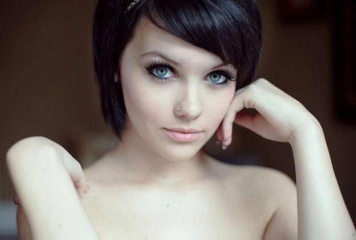 Красивые девушки (99 фото)