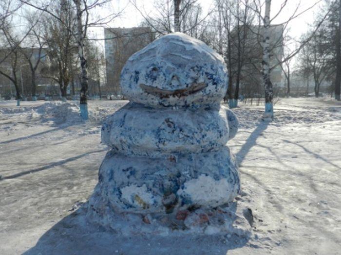 Грязный город— Прокопьевск (41 фото)