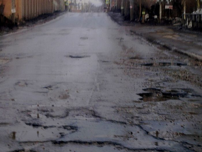 Самарские дороги (17 фото)