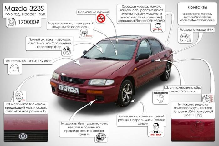 Как продать автомобиль (2 фото)