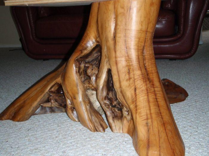 Стол своими руками (10 фото)