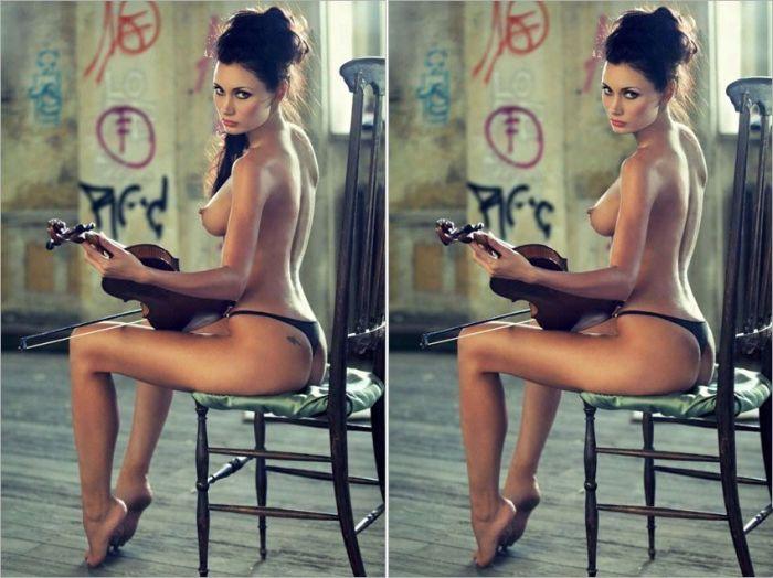 игры фотографировать голых девушек