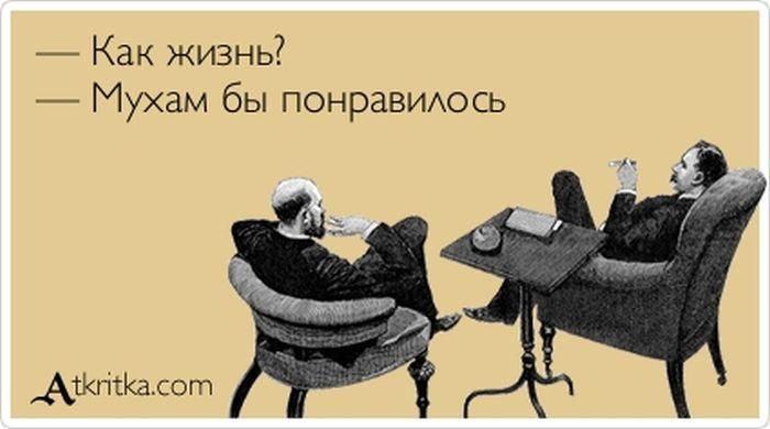 """Прикольные """"аткрытки"""" (45 картинок)"""