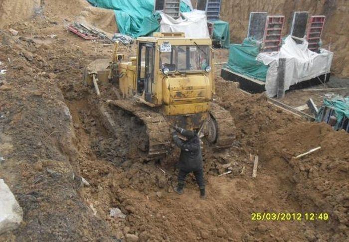 Суровые будни работников ЖКХ (29 фото)