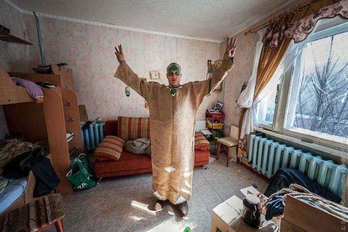 Фрик из Архангельска (29 фото)