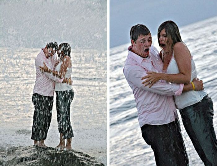Романтический момент (29 фото)