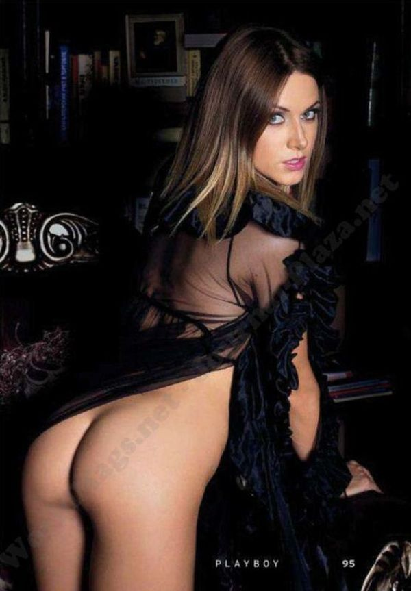 Ольга Альберти для журнала Playboy (13 фото)