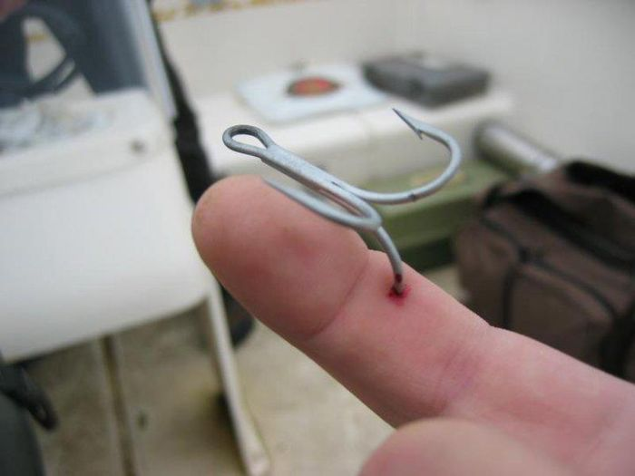 Неудачи на рыбалке (89 фото)