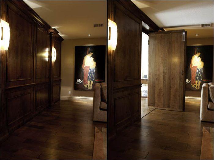 Тайные комнаты. Часть 2 (25 фото)