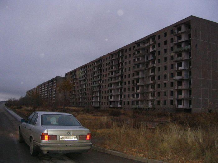 заброшенные города казахстана фото зарегестрировался вашем форуме
