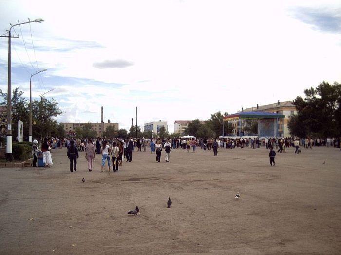 Почти мертвый город - Аркалык (68 фото)