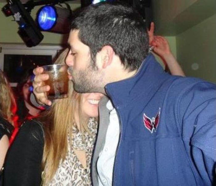 Поцелуй любви (3 фото)