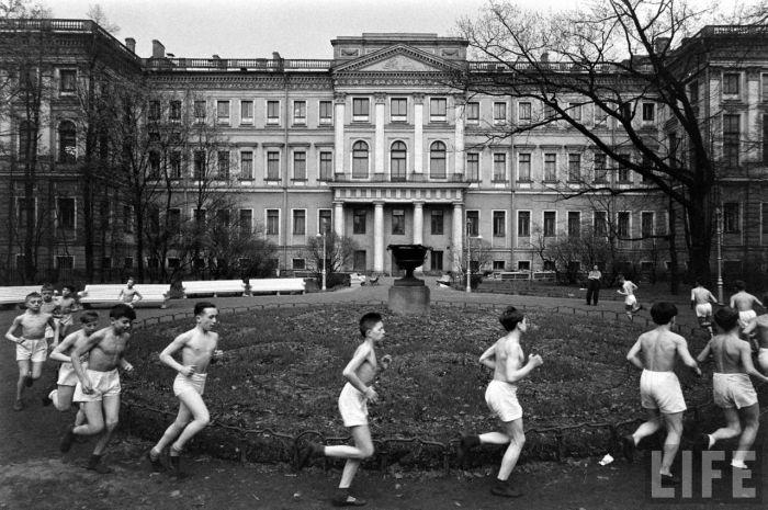 Ленинградский Дворец пионеров и школьников (26 фото)