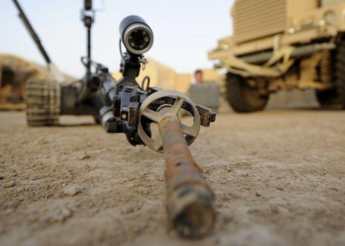 Военные роботы (31 фото)