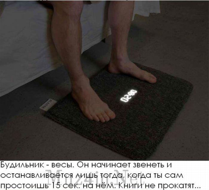 Суровые будильники (3 фото)