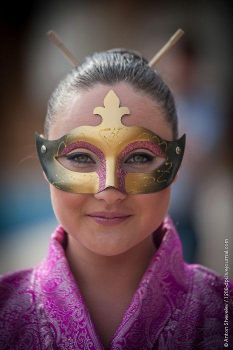 """Путешествие с участницами конкурса """"Королева Украины"""" (147 фото)"""