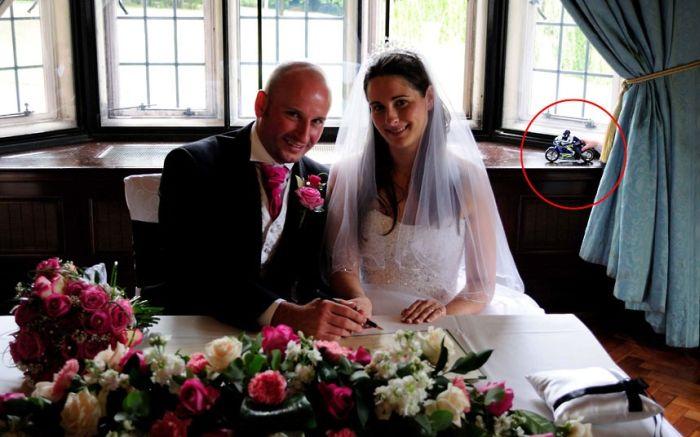 Ужасные свадебные фотографии (14 фото)