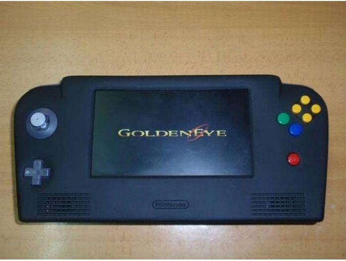 Моддинг Nintendo (16 фото)