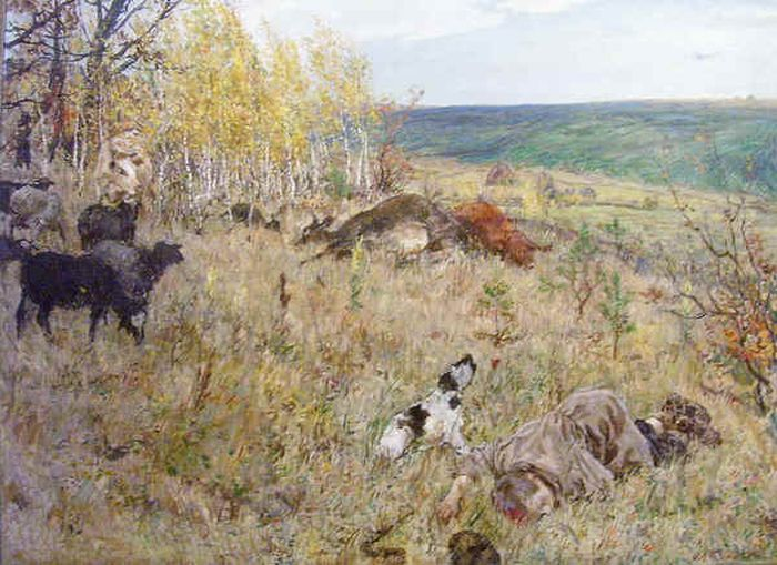 Российские школьники об искусстве (9 картин + текст)
