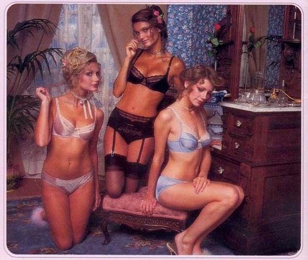 Каталог Victoria's Secret за 1979 год (25 фото)