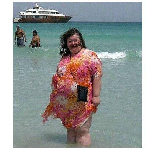 История одного похудения (6 фото)