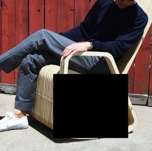 Потрясающее кресло (10 фото)