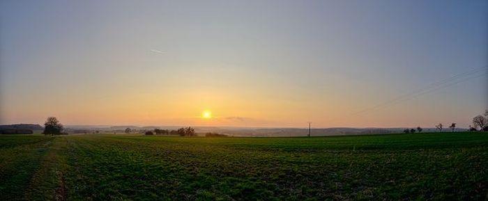 Красивые панорамы (30 фото)