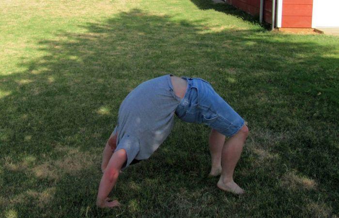 Спортсмен с пивным пузом (34 фото)