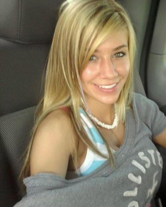 Девушка из паба Hooters (19 фото)