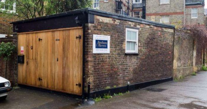 Недвижимость в Лондоне (5 фото)