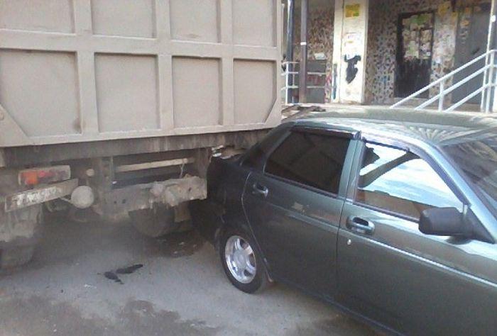 Легкая автоместь (4 фото)