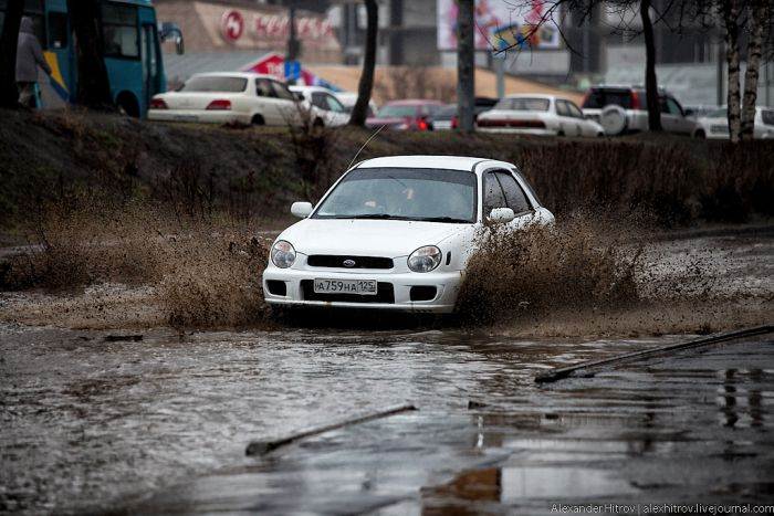 После дождя во Владивостоке (16 фото)