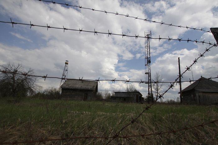 Люди, живущие в Чернобыле (14 фото)