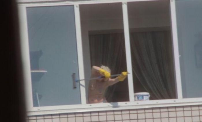 Отчаянная домохозяйка (6 фото)