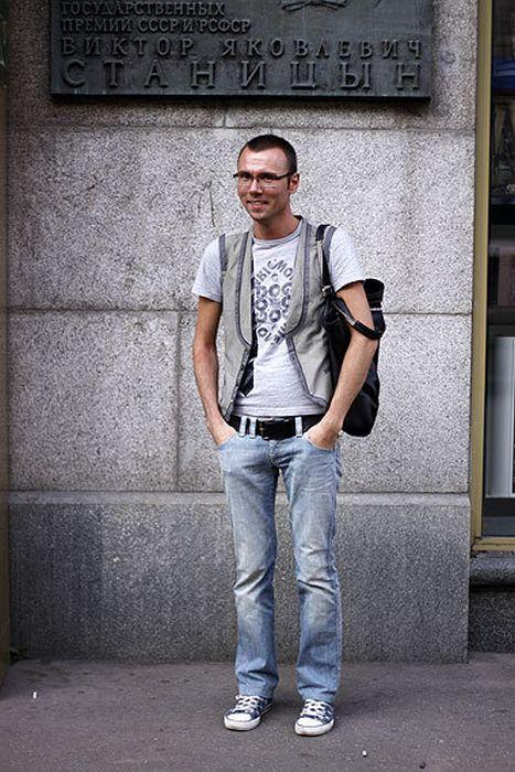 Московские модники (70 фото)