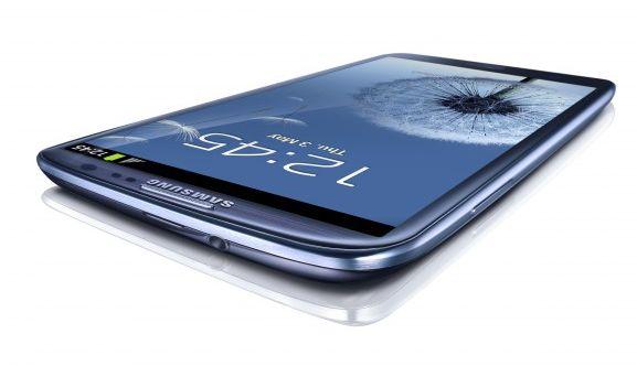 """Первые фотографии """"убийцы iPhone"""" Samsung Galaxy S III (23 фото)"""