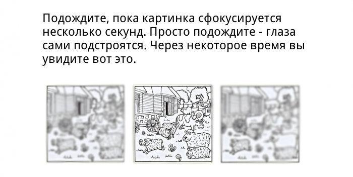 Как быстро найти отличия (8 картинок)