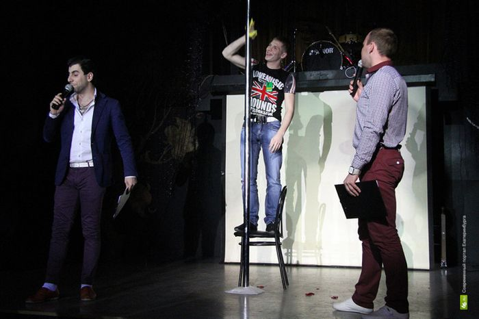 Чемпионат Урала по стриптизу (28 фото)