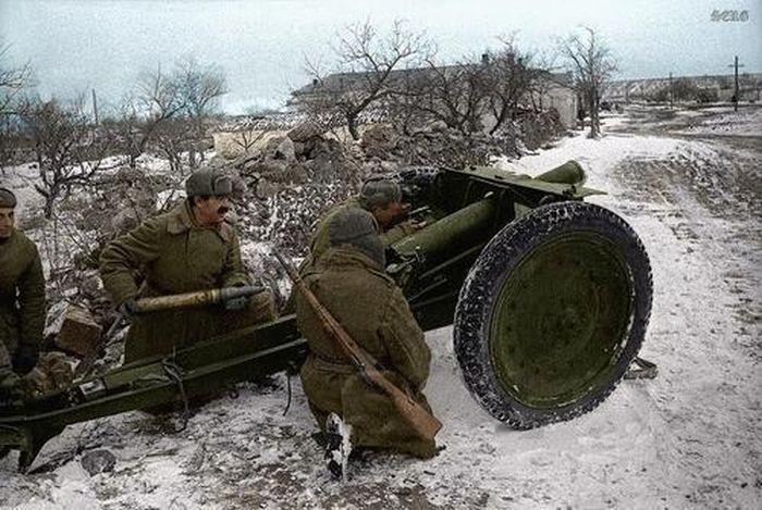 Советские солдаты в Великую Отечественную Войну (53 фото)