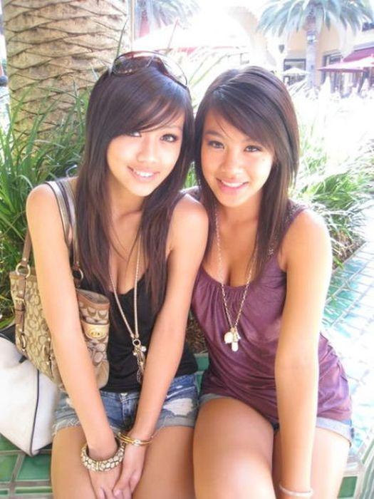 Милые азиатки (41 фото)