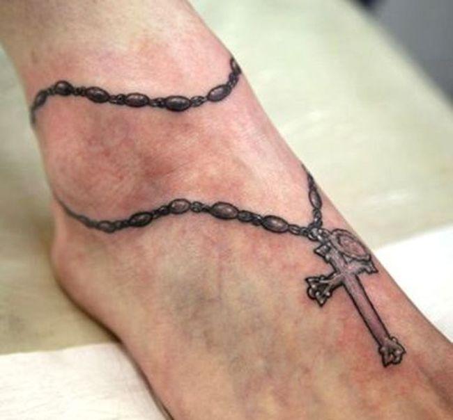 Татуировки в стиле Николь Ричи (63 фото)