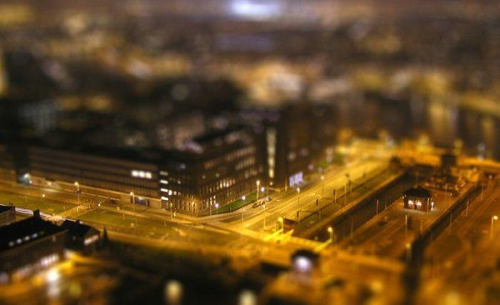 Фотографии с эффектом Tilt Shift (84 фото)