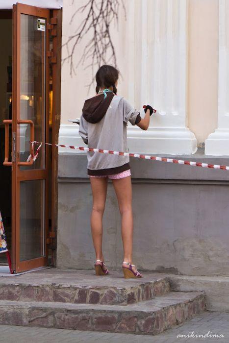 Челябинские женщины настолько суровы (5 фото)