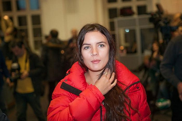 Самая красивая коммунистка (51 фото)