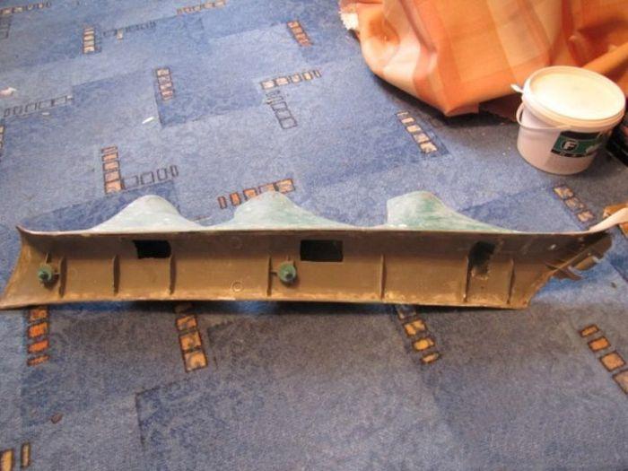 Подиум для салона автомобиля (23 фото)