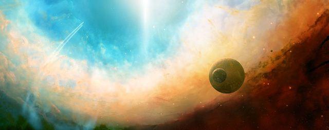 Безграничные просторы космоса (25 картинок)