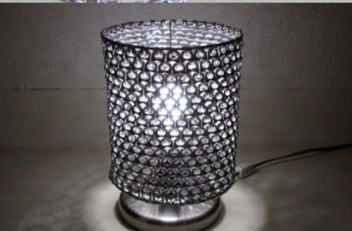 Лампа своими руками (6 фото)