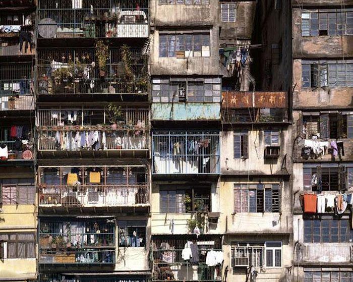 Тесная жизнь в Китае (22 фото)