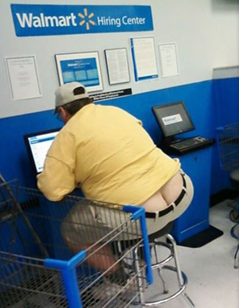 Люди, страдающие от ожирения (17 фото)